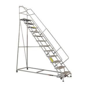 TENDERLY/泰得力 RL系列可移动工作平台梯 RL3511B 平台高度2805mm 平台尺寸600×540mm 载荷160kg 1架