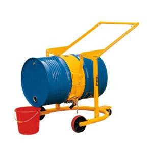 TENDERLY/泰得力 机械式手动油桶搬运车 HD80A 载重300kg 适用油桶规格55gal 1辆