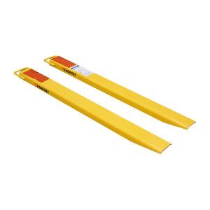 TENDERLY/泰得力 加长货叉 EX725 扩展长度1830mm 适用叉宽125mm 最小适用货叉长度1220mm 1套