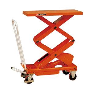 TENDERLY/泰得力 脚踏式手动平台车 BS30D 额定载荷300kg 平台尺寸1010×520mm 高度435~1585mm 双剪 1辆
