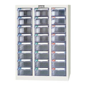 TANKO/天钢 零件箱 CBH-324 W458×D243×H720mm 24个透明抽屉 1个