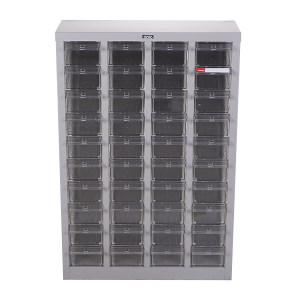 TANKO/天钢 零件箱 CBH-440 W600×D243×H880mm 40个透明抽屉 1个