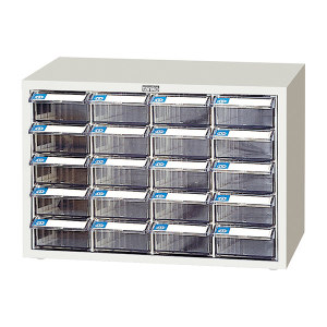 TANKO/天钢 零件箱 CDH-420 W464×D230×H295mm 20个透明抽屉 1个