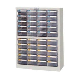 TANKO/天钢 零件箱 CDH-440 W474×D230×H605mm 40个透明抽屉 1个