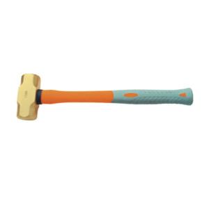 CNFB/桥防 2101A系列黄铜塑柄八角锤 T82101A-20 14磅 1把