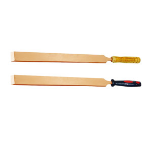 CNFB/桥防 206系列铍青铜防爆除锈刀 T8206-02-BE 30×200mm 1把