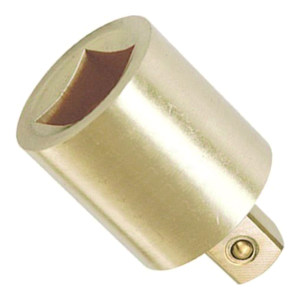 "CNFB/桥防 113系列铝青铜防爆变径接头 T8113-04-AL 1/4""×3/8"" 1个"
