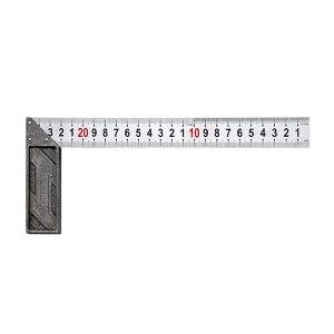 GREATWALL/长城精工 1A系列锌合金座不锈钢角尺 GW-130150 500mm 1把