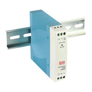 MW/明纬 MDR-10系列10W单组输出导轨型工业电源 MDR-10-12 1台