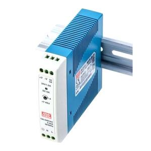 MW/明纬 MDR-20系列20W单组输出导轨型工业电源 MDR-20-24 1台