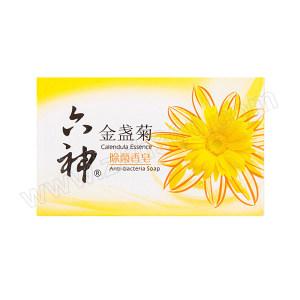 LIUSHEN/六神 除菌香皂(金盏菊) 6901294171794 125g 1块