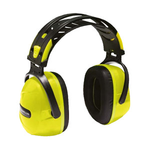 DELTA/代尔塔 头戴式耳罩 103009 NRR:28dB SNR:30dB 黄色 1副