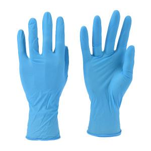KIMBERLY-CLARK/金佰利 Kleenguard*G10蓝色丁腈手套 57373 L 1盒