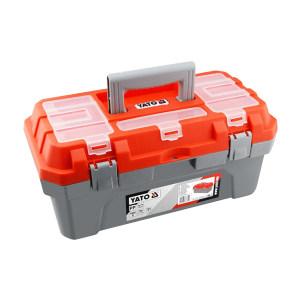 YATO/易尔拓 塑料工具箱 YT-88881 420×210×195mm 1只