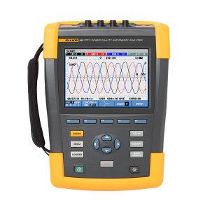 FLUKE/福禄克 手持式三相电能质量分析仪 FLUKE-435-II 电参数波形数据捕获 1台