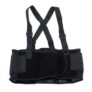 ENKERR/赢克尔 黑色工作束腰带 MS3001001(BBS100) 3XL 腰围147-158cm 1条