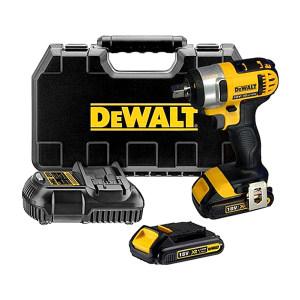 "DEWALT/得伟 18V1/2""锂电冲击扳手 DCF880M2 含有两电一充 18V/4Ah 1台"