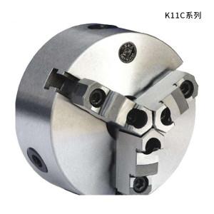ZH/众环 直止口三爪自定心卡盘 K11380C 2B-R3.0 1只