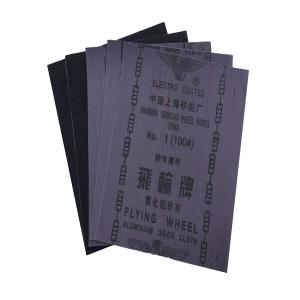 FW/飞轮 飞轮通用砂布(好事多磨系列) NO 1.5(80#)  230*280mm 50张 1包