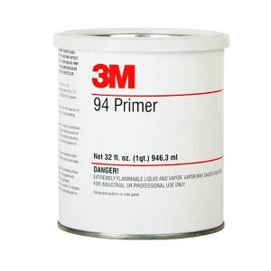 3M 胶带底涂 94 Primer 946.3ml 美国版英文包装 罐底批次为标签形式 1罐