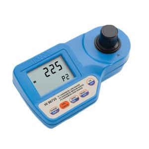 HANNA/哈纳 水硬度计 HI96735,配套测量液 0~250mg/L/200~500mg/L/400~750mg/L 1台