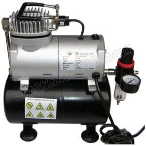 MEIGONG/美工 迷你喷漆笔配套电泵(带气缸) AS-186 220V 3L 1套