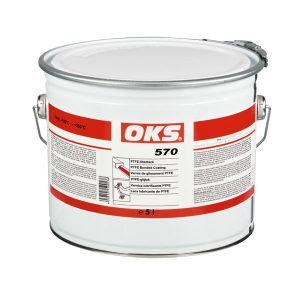 OKS 快干式铁氟龙润滑膜 570 5L 1桶