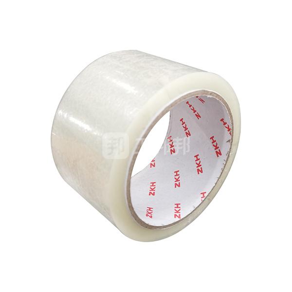 ZKH/震坤行 封箱胶带 T0202 透明 50μm×60mm×100m 1卷