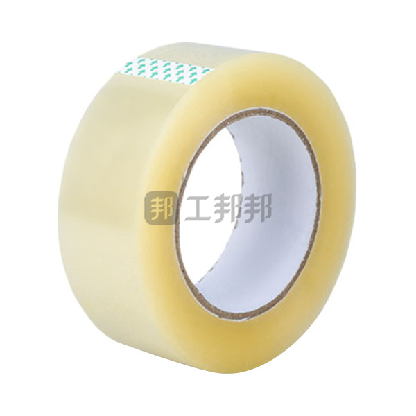 ZKH/震坤行 封箱胶带 T0202 透明 50μm×48mm×100m 1卷