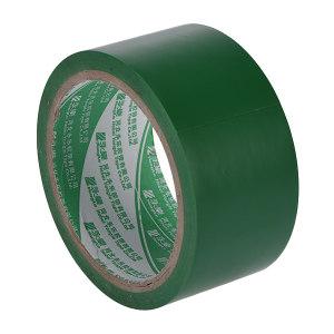 YONGLE/华夏永乐 PVC地面警示划线胶带 JS140 绿色 48mm*18m 1卷