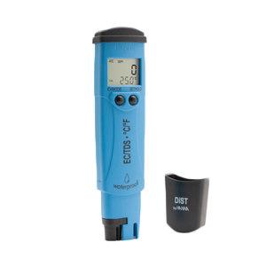 HANNA/哈纳 高量程EC-TDS-温度测定仪 HI98311 0~3999μS/cm/0~2000PPM(mg/L)/0.0~60.0℃/32.0~140.0°F 1台