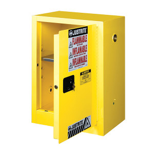 JUSTRITE/杰斯瑞特 易燃品紧凑型安全柜 8912001 45L/12GAL 1个