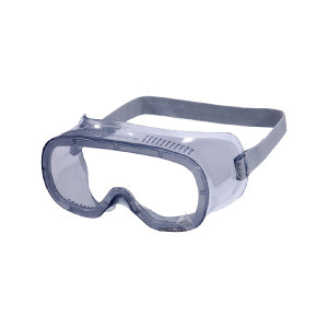 DELTA/代尔塔 MURIA1透明PC防冲击护目镜 101125 高效防冲击 1副
