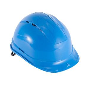 DELTA/代尔塔 QUARTZ4系列PP安全帽 102009 蓝色(BL) 8点式织物内衬 不含下颏带 1顶