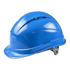 DELTA/代尔塔 QUARTZ1系列PP安全帽 102012 蓝色(BL) 8点式LDPE内衬 不含下颏带 1顶