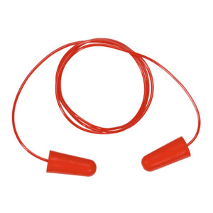 DELTA/代尔塔 PU抛弃型耳塞 103106 NRR:33dB SNR:36dB 带线 200副 1盒