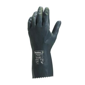 DELTA/代尔塔 经济型氯丁防化橡胶手套 201530 9码 1副