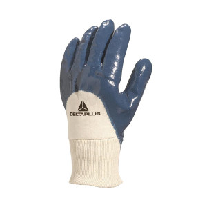 DELTA/代尔塔 重型硫化棉丁腈3/4涂层手套 201150 9码 NI150 1副