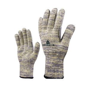DELTA/代尔塔 耐热芳纶防割纤维防割手套 202016 9码 5级防割 1副