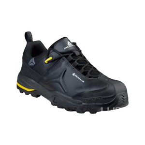 DELTA/代尔塔 TW系列低帮安全鞋 301335 46码 黑色 防砸防静电防刺穿防水防滑 橡胶大底 1双