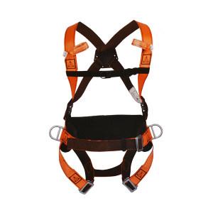 DELTA/代尔塔 HAR14双挂点全身式安全带 501014 双挂点 带定位腰带 HAR14 1个