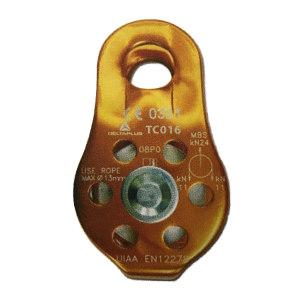 DELTA/代尔塔 铝制小滑轮 509018 11mm TC016 1个