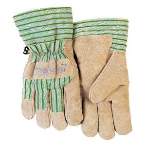 WELDAS/威特仕 保暖柔牛二层芯皮掌抗冻手套 10-2255 XL 27.5cm 1副