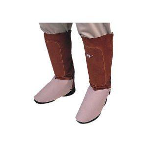 WELDAS/威特仕 蛮牛王全皮护腿脚盖 44-7112 30cm 1副
