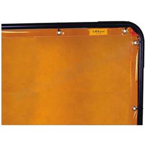 WELDAS/威特仕 金黄色焊接防护屏 55-5466 1.74m高*1.74m宽 1张
