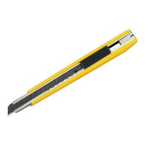 TAJIMA/田岛 美工刀303 1101-0007 9mmA型刃 附2片银刃备用刀片(LB30H) 1把