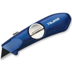 TAJIMA/田岛 梯形刃铝合金美工刀 1101-0692 18mm梯形刃 附3片备用刀片(VRB2-10B/CHN) 1把