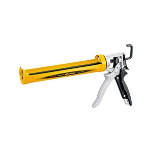 TAJIMA/田岛 旋转式硅胶枪 3004-0332 330ml 黄色筒身 1把
