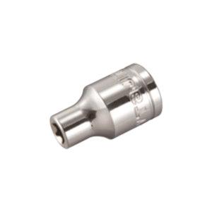 """TAJIMA/田岛 1/2""""系列花型套筒 1504-1094 10mm(E10) 1只"""