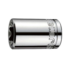 """TAJIMA/田岛 1/2""""系列花型套筒 1504-1095 11mm(E11) 1只"""